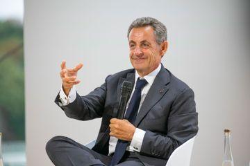 Sur la Russie, Nicolas Sarkozy partage la ligne Macron