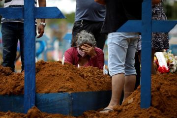 1000 morts en 24 heures au Brésil, StopCovid débattue au Parlement... le point sur le coronavirus