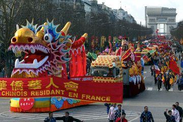 Coronavirus : les festivités du Nouvel an chinois annulées à Paris