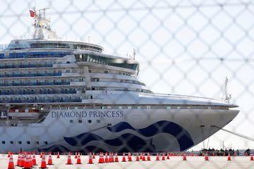 Coronavirus : plus de 500 passagers contaminés sur le Diamond Princess