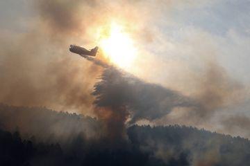 Corse : l'incendie de Bavella a parcouru 5000 hectares, la vigilance toujours de mise