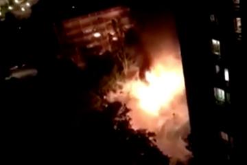 Deuxième nuit de tensions à Argenteuil après la mort de Sabri