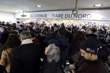 Retraites : le trafic RATP fortement perturbé ce week-end, 9 lignes de métro fermées samedi