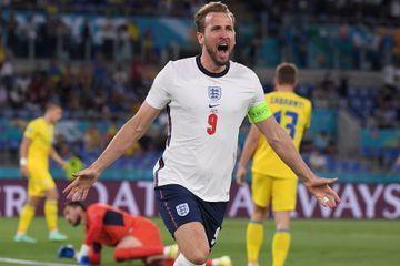 Euro 2020: l'Angleterre écrase l'Ukraine et rejoint le Danemark