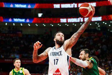 Mondial de basket : la France arrache le bronze