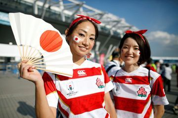 Rugby : le Japon prêt accueillir le monde de l'ovalie