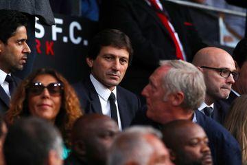 """Toujours """"pas d'accord"""" avec Barcelone pour le transfert de Neymar, assure Leonardo"""