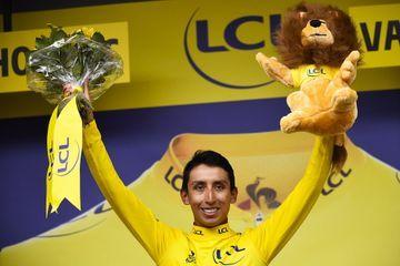 Tour de France: Bernal file vers la victoire finale, Alaphilippe décroche