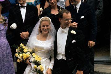 Dans les archives de Match - En 1959, le mariage d'une Cendrillon et d'un Rockefeller