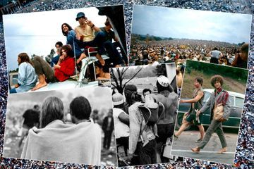 Dans les archives de Match - Woodstock : les archives photos de Match