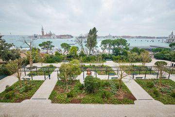 Venise : les jardins royaux ont retrouvé leur éclat