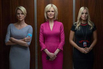 """Bande-annonce : Charlize Theron, Margot Robbie et Nicole Kidman confrontées au """"Scandale"""""""