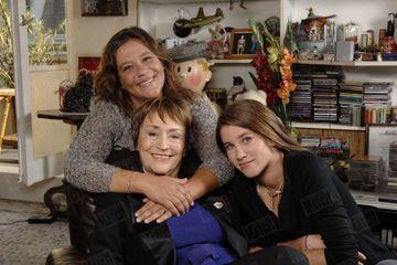 """""""Les secrets de la mémoire"""", un hors-série Paris Match - Giulia Salvatori : Annie Girardot, ma mère...mon enfant"""