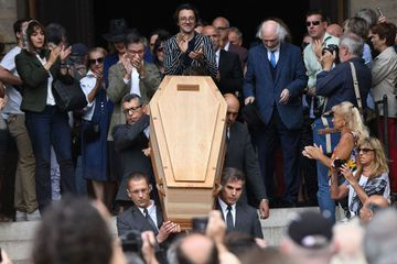 Le dernier adieu du cinéma français à Jean-Pierre Mocky