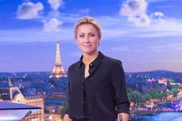 Critiquée après son interview d'Edouard Philippe, Anne-Sophie Lapix se retire de Twitter