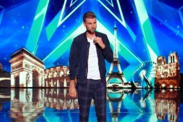 """""""La France a un incroyable talent"""" : Valentin, l'humoriste bègue qui a ému le jury"""