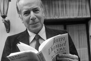 Le journaliste Jean Daniel, fondateur de L'Obs, s'est éteint à 99 ans