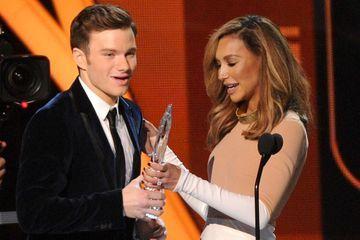 """Mort de Naya Rivera : l'hommage ému de Chris Colfer de """"Glee"""""""