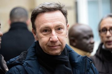 """Stéphane Bern quitte RTL après 9 ans d'""""A la bonne heure"""""""