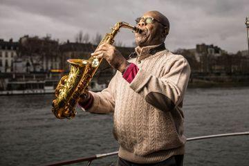 Le saxophoniste a succombé au coronavirus : Quand Match racontait Manu Dibango