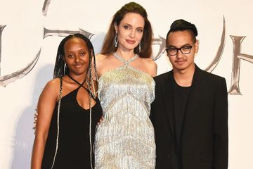 Angelina Jolie retrouve son fils Maddox à Tokyo avec Zahara, sublime jeune femme