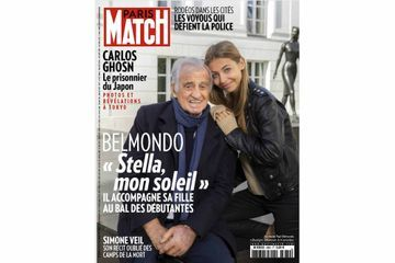 "Belmondo, ""Stella, ma fille, mon soleil"""