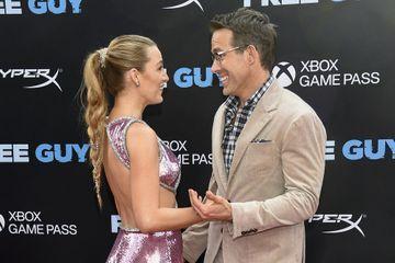 Blake Lively et Ryan Reynolds, joyeux tapis rouge