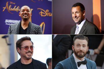 Qui est l'acteur le plus riche d'Hollywood en 2019 ?