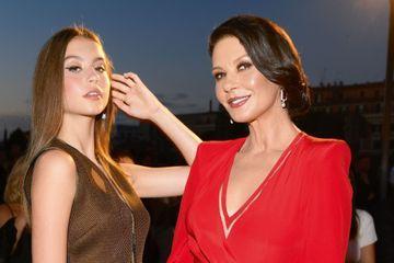 Catherine Zeta-Jones, business star