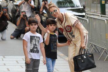Céline Dion fête l'anniversaire de ses jumeaux avec deux adorables photos