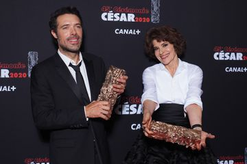 César : Nicolas Bedos défend Fanny Ardant, attaquée pour son soutien à Polanski