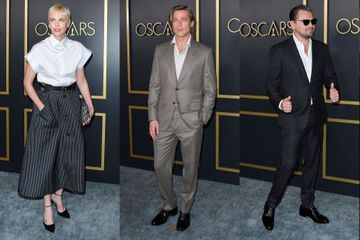 Charlize Theron, Brad Pitt, Leonardo DiCaprio, stars du déjeuner des nommés aux Oscars 2020
