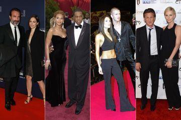 Couples de stars : leurs premiers tapis rouge