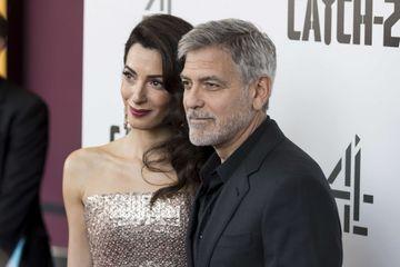 George Clooney soutient les Italiens après de fortes inondations au lac de Côme