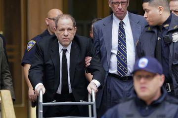 Harvey Weinstein inculpé pour viol le jour de l'ouverture de son procès à New York