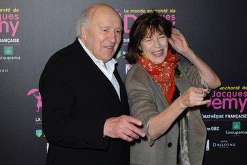 """Jane Birkin rend hommage à son ami Michel Piccoli, un """"homme impeccable"""""""
