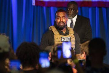 Kanye West, complètement à l'ouest