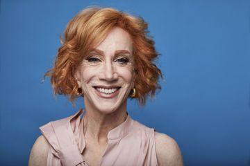 Kathy Griffin révèle avoir un cancer du poumon