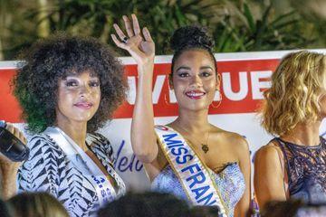 Le retour acclamé en Miss France de Clémence Botino en Guadeloupe