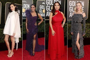 Le tapis rouge des Golden Globes 2021
