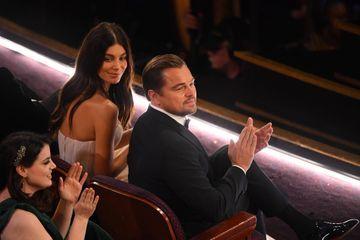 Leonardo DiCaprio avec sa chérie Camila Morrone aux Oscars, une première