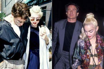 Les amours de Madonna