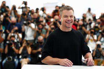 """Matt Damon """"heureux"""" pour son ami Ben Affleck, de nouveau en couple avec Jennifer Lopez"""