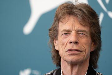 Mick Jagger s'en prend à Donald Trump pendant la Mostra de Venise