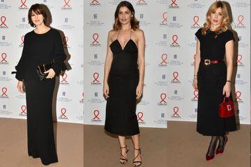Monica Bellucci, Laetitia Casta, Julie Gayet... Les stars se mobilisent contre le sida