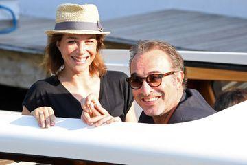 Nathalie Péchalat et Jean Dujardin sont à nouveau parents