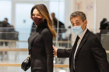 "Nicolas Sarkozy condamné : Carla Bruni dénonce ""un acharnement insensé"""