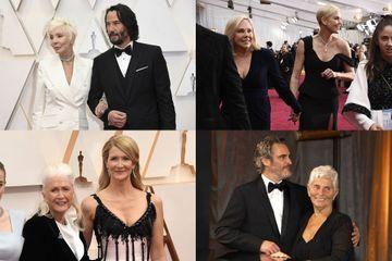 Oscars 2020 : les stars qui ont invité leur mère à la soirée