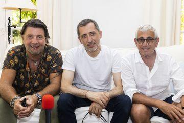 Philippe Lellouche, Gad Elmaleh et Michel Boujenah ouvrent Ramatuelle