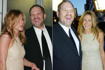 """Quand Harvey Weinstein écrivait que """"Jen Aniston devrait être tuée"""""""